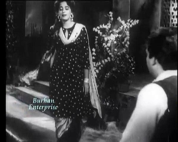 Dila Thehr Ja - Munir Hussain - Music Rashid Attre - Film MukhRa