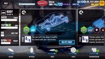 CSR 2 BUGATTI CHIRON Max out, Tune, Racing
