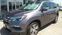 2017 Honda Pilot for Sale Hayward Oakland Alameda Bay Area San Leandro Ca
