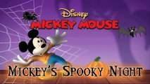 Mickeys Spooky Night - Mickeys Halloween Adventures - Disneys Digital Storybook Full Episodes