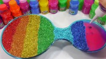 Combine Glitter Slime Mix Colors Learn Colors Play Doh Surprise Eggs Toys-DE4uyt29S7w