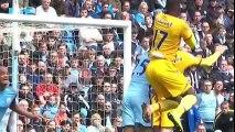 Highlight: Manchester City 5 - 0 Crystal Palace (Vòng 6 ngoại hạng Anh 2017/18)