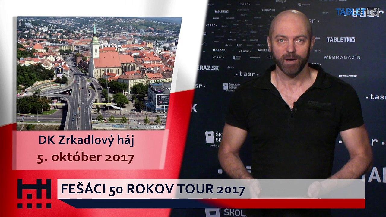 POĎ VON: Bratislava v pohybe a Fešáci Tour