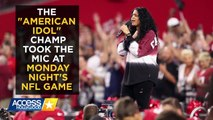 Jordin Sparks Sends Silent & Powerful Message While Performing The National Anthem At NFL Game-G0m80QRCbE8
