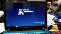 Acer Aspire 5750 Factory Reset Windows 7 - video dailymotion