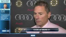 NESN Sports Today: Bruins Lose To Flyers