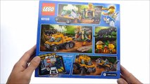 Lego City 60159 Jungle Halftrack Mission - Lego Speed Build Review