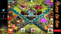 Clash Of Clans PERFECT CLAN WAR CLAN | Quest To Clash Of Clans Clan War Holy Grail