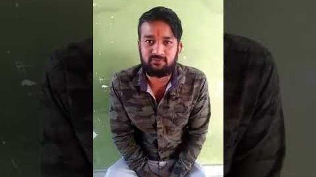 आनंदपाल सिंह प्रकरण में जेल जाने वाले विजय सिंह ने सुखदेव सिंह से बोला कि आपकी वजह से राजपूत समाज को