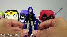 TEEN TITANS & TEEN TITANS GO! Raven Collection with Pop Figures, Action Figures and Toys!