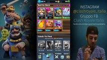 CLASH ROYALE ITA GAMEPLAY (COME gioco su iOS!) - In arrivo in Italia su iOS e Android
