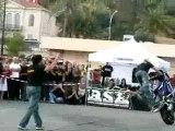 Stunt by Riviera Stunt Riders Menton