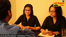 Desi Boy in Job Interview | Lalit Shokeen Comedy |