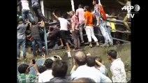 Inde: au moins 22 morts dans une bousculade à Bombay