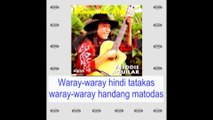 Freddie Aguilar - Waray Waray Lyrics Video