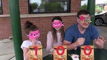 Blindfolded Sonic Challenge | Bratayley
