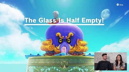 Super Mario Odyssey : Gameplay au Royaume de la mer