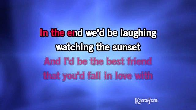 Hannah Montana - If we were a movie KARAOKE / INSTRUMENTAL