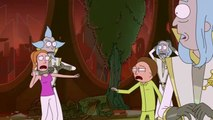 Rick and Morty ~ Season 3 Episode 10 Online Full ~ The