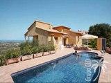 Vente maison Denia Annonces immobilières Villa Dénia 4 pièces 3 chambres piscine Vue mer : Particulier : Visite ?