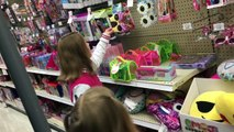 DADDY (GRIMS TOY SHOW) BUYS US DOLLS ON TOYSRUS TOY HUNT