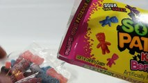 Sour Patch Kids Berries Sour Then Sweet - Unique & Oddball Candy