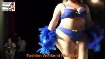 Fashion Weekend Plus Size 2017 _ Large Size Women Fashion Show - New Collection Walks In (Bikinis) .