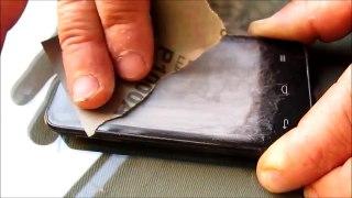 Como eliminar rayones de cualquier celular