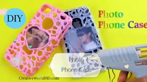 the best attitude bb761 d9299 How to make phone case with hot glue gun - video dailymotion