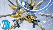 Top 10 Digimon Digivolution Scenes