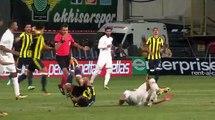 Red Card Position Alper Potuk Akhisarspor 1 - 0 Fenerbahce - 29.09.2017