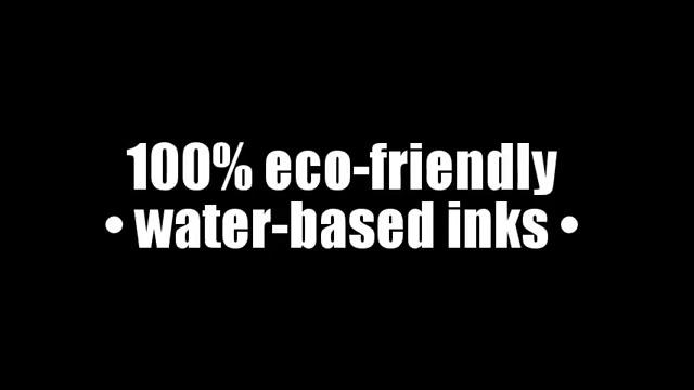 How to print water based ink on dark shirt ★ garment printing ★ screen printing shirts 3 colors ★ eco friendly water based inks ★ Custom t-shirts ★ silkscreen printing