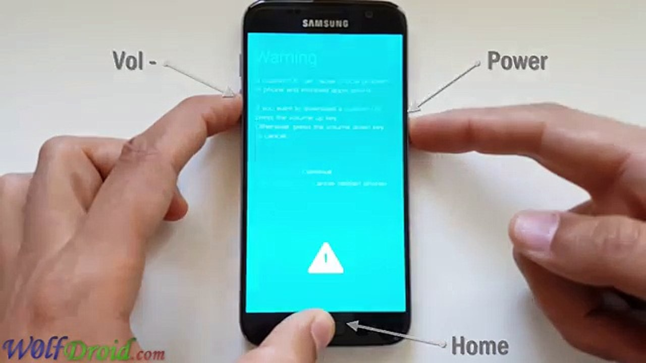 How to Flash Stock Firmware on Samsung Galaxy S7 / S7 Edge [via Odin]