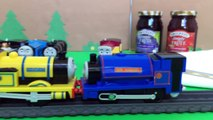 Minis in Jam Thomas and Friends Worlds Strongest Engine Competition