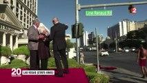 Etats-Unis : Line Renaud inaugure une rue à son nom à Las Vegas