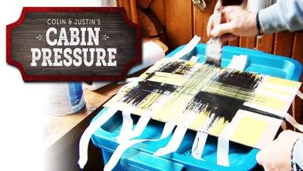 Cheap Chic Art - Cabin Pressure