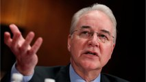 BREAKING NEWS: HHS Secretary Tom Price Resigns Over Private Jet Scandal