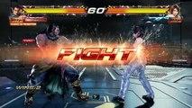 Primeiros Combates no Tekken 7