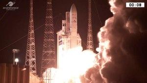 Ariane 5 launch VA239 (29 September 2017)