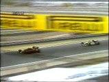 Gran Premio di Spagna 1986: Sorpasso di Mansell ad A. Senna e ritiro di N. Piquet