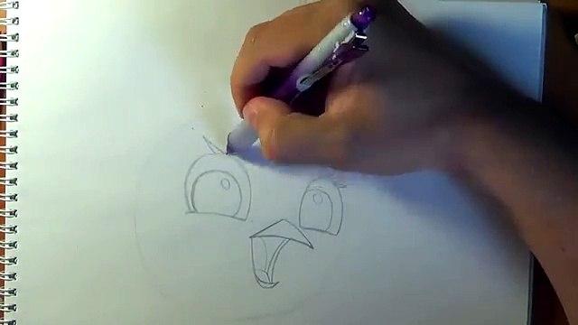 How to draw Angry birds Stella, Como dibujar Angry birds, Как нарисовать Angry birds