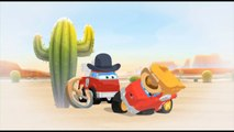 The Adventures of Chuck & Friends: When Trucks Fly  (2013) - Clip: Cowboy Chuck