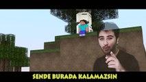 Minecraft Animasyon - Benim Dünyam ( Han ile Kaan Düet )