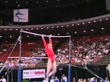Ashley Kelly - Uneven Bars - 2001 Visa American Cup