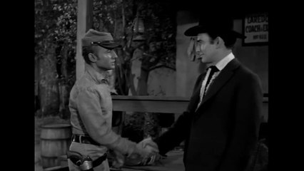 The Rebel: The Complete Series (1959)  - Clip: Johnny Yuma Meets Pace