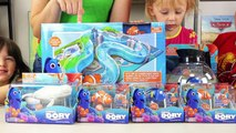 Finding Dory Movie Toys Dory Marlin Nemo Bailey ZURU Robofish Disney Finding Nemo Kinder Playtime