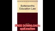 Butterworths Education Law