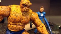 Fantastic Four Stop Motion- Fantastic Four vs Dr. Doom
