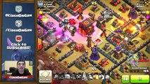 Clash of Clans FUNNIEST TROLL BASE WAR | WEIRDEST TROLL BASE DEFENSIVE WINS