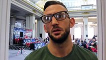 'HE HAS HAD MORE KNOCKOUTS THAN ME - BUT I DONT CARE ABOUT THAT' - DAVID BROPHY ON ROCKY FIELDING--jRHSJSgk0Q